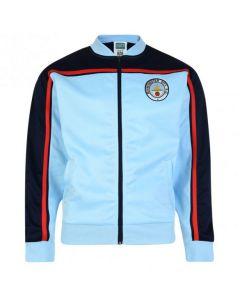 Manchester City 1986 Retro Track Jacke
