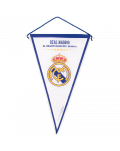 Real Madrid zastavica N°3 Pico 24x45