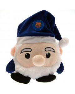 FC Barcelona Weihnachtsmann
