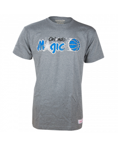 Orlando Magic Mitchell & Ness Distressed HWC Logo majica