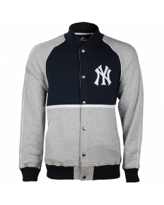 New York Yankees Majestic Athletic Letterman majica dugi rukav (MNY3774NL)