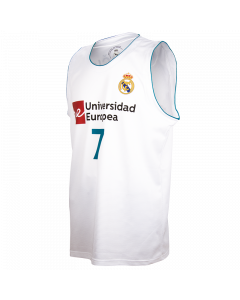 Real Madrid Baloncesto Replica Trikot Dončić
