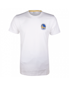 New Era Tip Off Chest N Back T-Shirt Golden State Warriors (11530745)