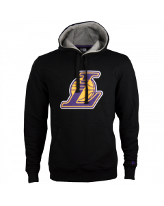 New Era Tip Off Chest N Back duks sa kapuljačom Los Angeles Lakers (11530726)