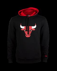 New Era Tip Off Chest N Back pulover s kapuco Chicago Bulls (11530730)
