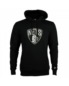 New Era Tip Off Chest N Back pulover s kapuco Brooklyn Nets (11530731)