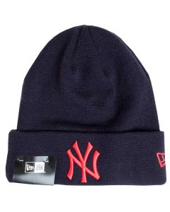New York Yankees New Era League Essential Cuff zimska kapa (11493392)