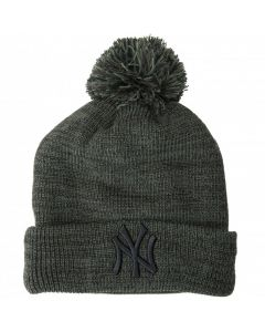 New York Yankees New Era Marl Bobble zimska kapa (80524576)