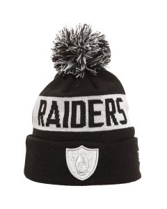 Oakland Raiders New Era Team Tonal zimska kapa (80524580)