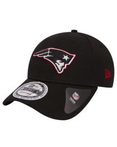 New England Patriots New Era 9FORTY Glow In The Dark Black Mütze (80536341)