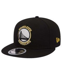 Golden State Warriors New Era 9FIFTY Glow In The Dark Black Mütze (80536349)