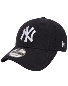New York Yankees New Era 9FORTY Seasonal Heather kapa (80536379)
