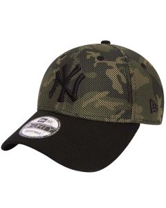 New York Yankees New Era 9FORTY Mesh Overlay Camo kapa (80536364)