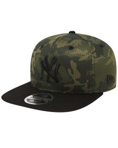 New York Yankees New Era 9FIFTY Mesh Overlay Camo kapa (80536366)