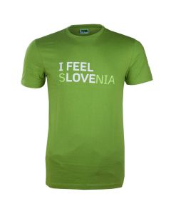 IFS moška majica zelena