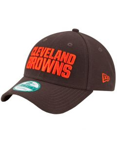 Cleveland Browns New Era 9FORTY The League kapa (11184081)