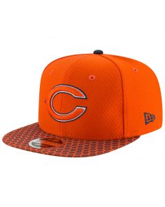 Chicago Bears New Era 9FIFTY Sideline OF Mütze (11466488)