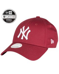 New York Yankees New Era 9FORTY Essential ženska kapa (80536603)