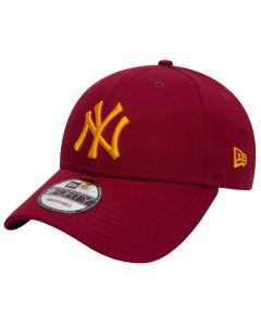 New York Yankees New Era 9FORTY League Essential Mütze (80536629)
