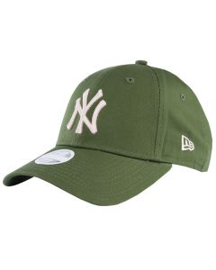 New York Yankees New Era 9FORTY League Essential ženska kapa (80536637)