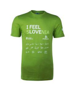 SLOSKI IFS Planica T-Shirt mit Unterschriften