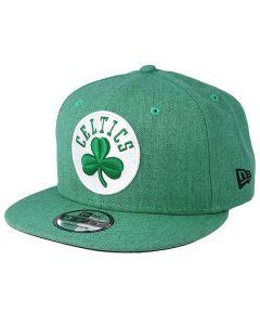 Boston Celtics New Era 9FIFTY Team Heather kačket (80536658)
