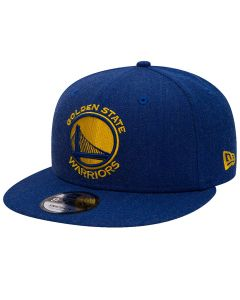 Golden State Warriors New Era 9FIFTY Team Heather kačket (80536659)