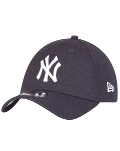 New York Yankees New Era 39THIRTY Team Heather kapa (80536662)