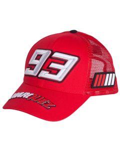 Marc Marquez MM93 Trucker Mütze