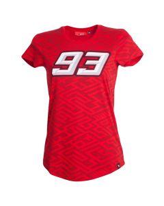 Marc Marquez MM93 Damen T-Shirt
