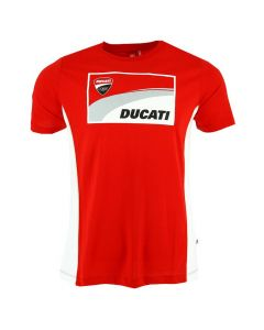 Ducati Corse Contrast Sides T-Shirt