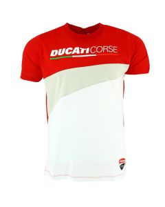 Ducati Corse Inserted T-Shirt