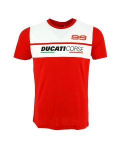Jorge Lorenzo JL99 Ducati Corse T-Shirt