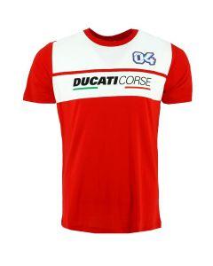 Andrea Dovizioso AD04 Ducati Corse majica