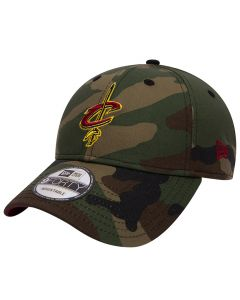 Cleveland Cavaliers New Era 9FORTY Camo Team kačket (80536746)
