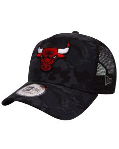 Chicago Bulls New Era Camo Team Trucker kapa (80536755)