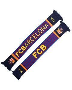FC Barcelona obostrani šal N°8