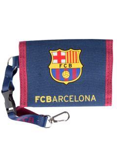 FC Barcelona Geldbörse mit Anhängerband
