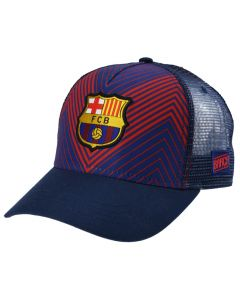 FC Barcelona Summer 1st Team 2018 Trucker Mütze