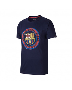 FC Barcelona Core Kinder T-Shirt