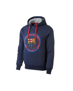 FC Barcelona Core Kinder Kapuzenpullover Hoody