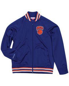 New York Knicks Mitchell & Ness Top Prospect Track jakna