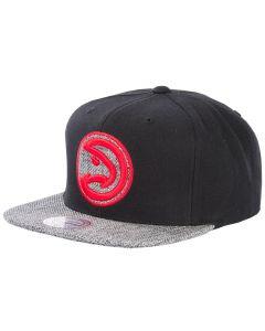 Atlanta Hawks Mitchell & Ness Woven TC Mütze