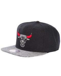 Chicago Bulls Mitchell & Ness Woven TC Mütze
