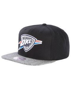 Oklahoma City Thunder Mitchell & Ness Woven TC Mütze