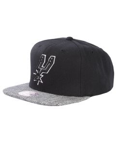 San Antonio Spurs  Mitchell & Ness Woven TC Mütze