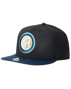 Inter Milan Fan Ink Core Flat Mütze