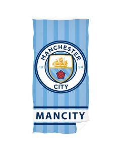 Manchester City Badetuch 70x140