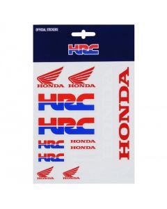 HRC Honda Aufkleber