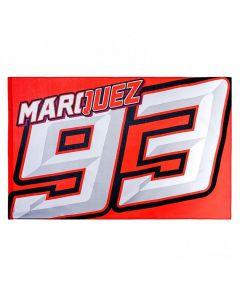 Marc Marquez MM93 Fahne Flagge 140x90